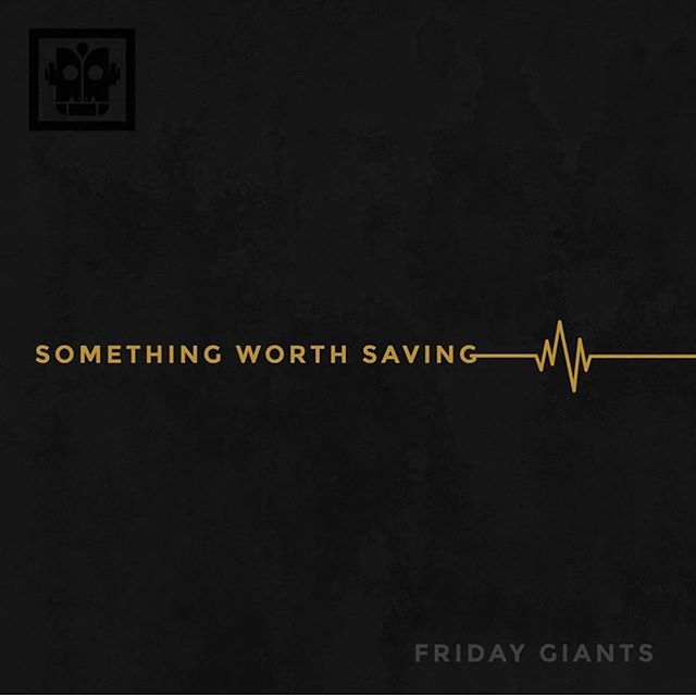 """✌🏼 more days until this bad boy drops🤘🏼 #Repost @fallingwithstyle_0 ・・・ TWO DAYS from the release of our new EP """"Something Worth Saving"""" this is my second release with the giants but my first release as lead singer and songwriter so this one is special. Writing an album is something I never thought I could do, but every time me and my boys get together, we do things we never thought possible. I thought last year could be the end, little did I know it was only the beginning ♥️"""