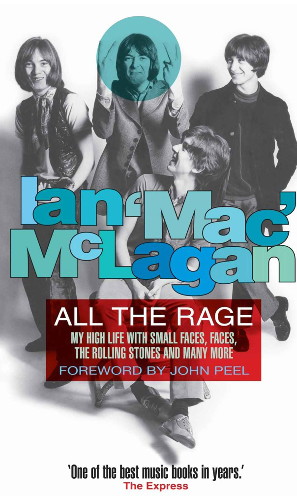 All The Rage by Ian McLagan