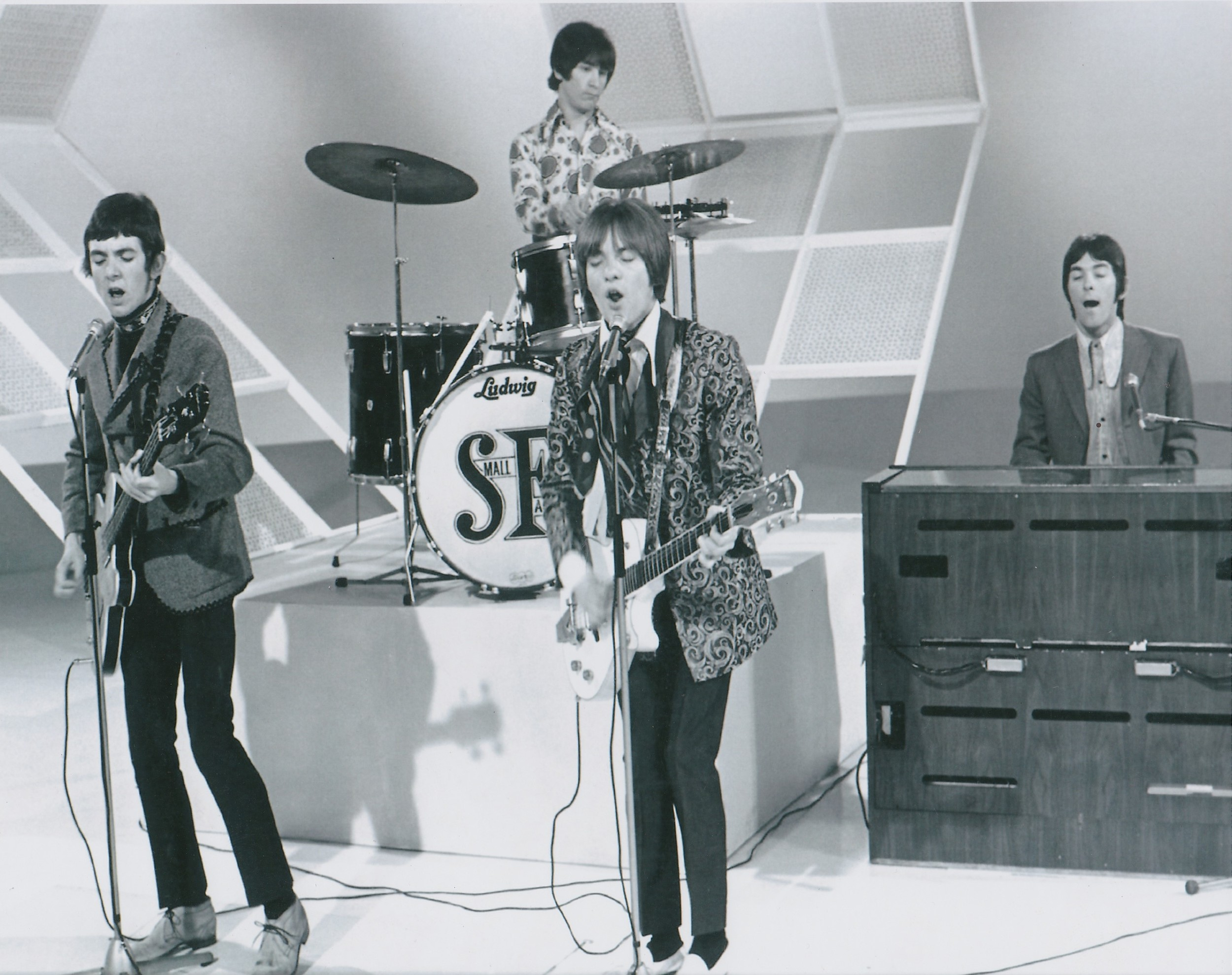 Small Faces onstage BW.jpg