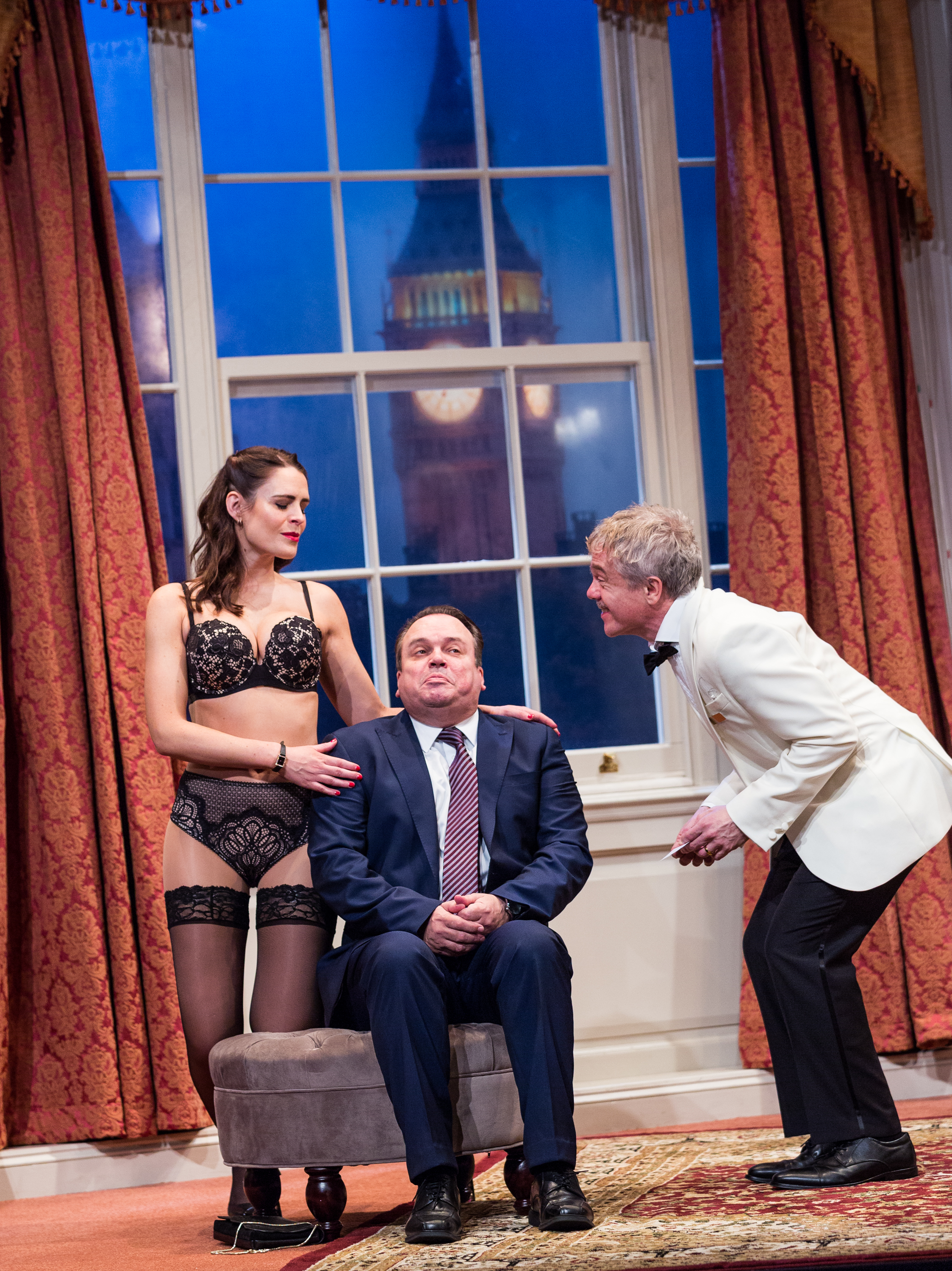 Jane Worthington (Susie Amy), George Pigden (Shaun Williamson) & The Waiter (James Holmes).jpg