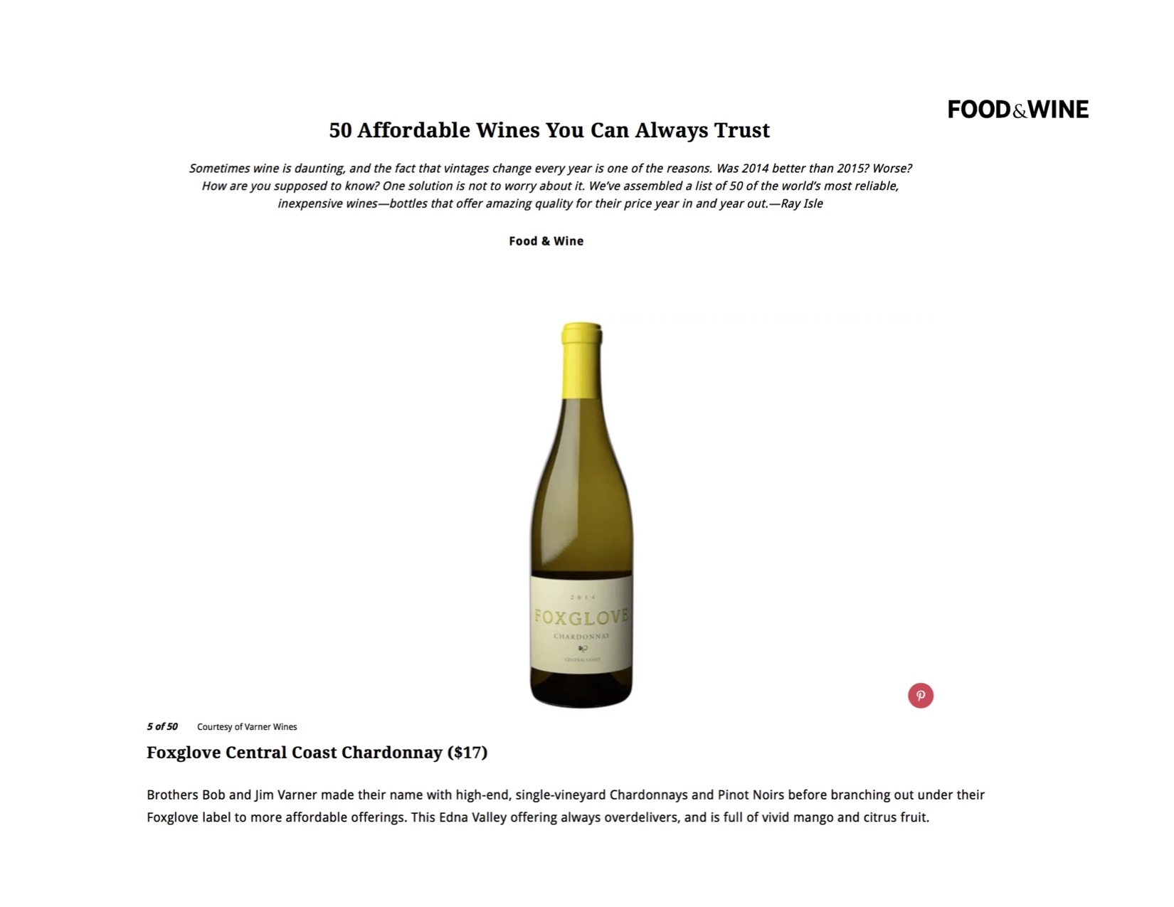 Food & Wine 50 Affordable Chardonnay.jpg