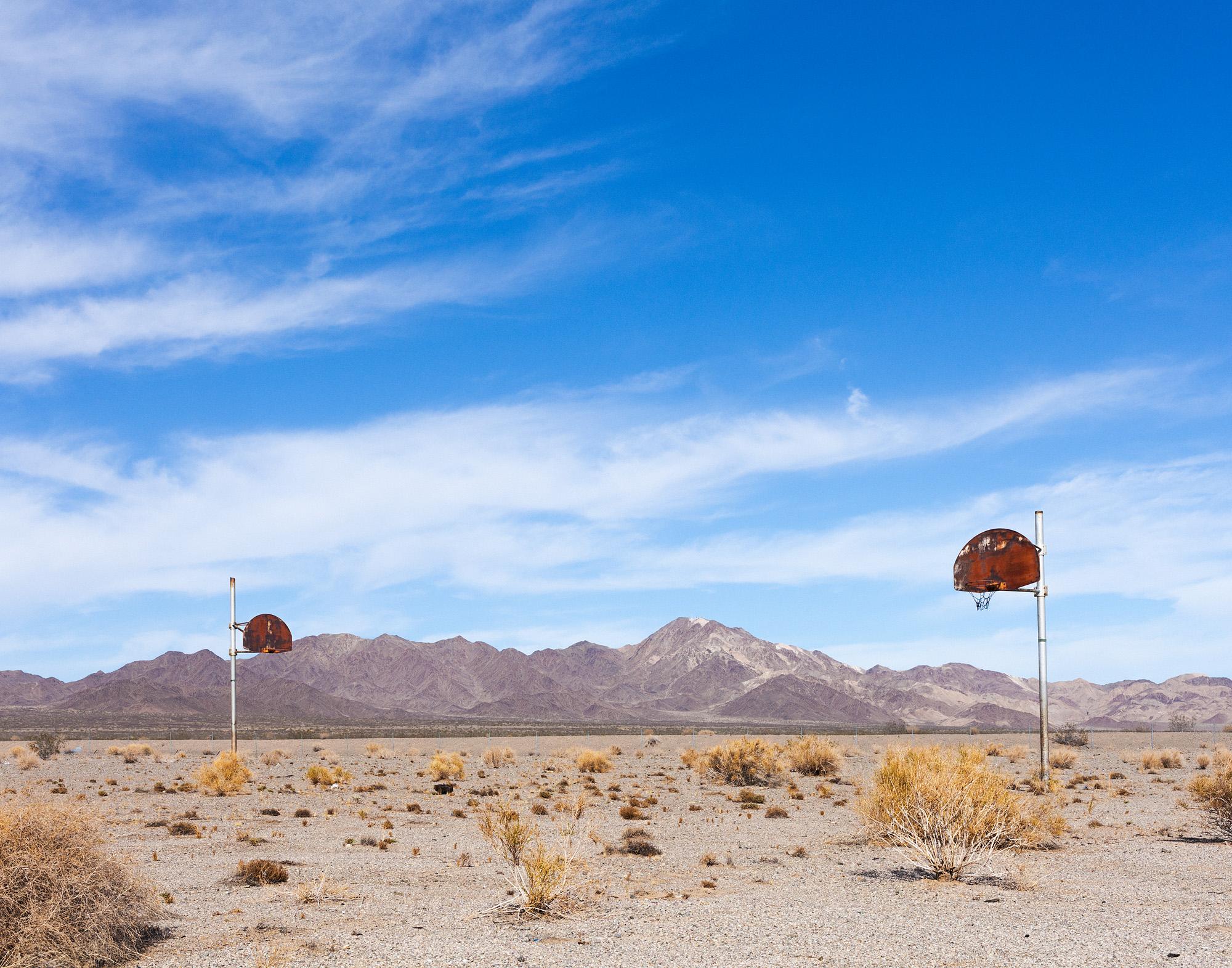 Desert B-Ball