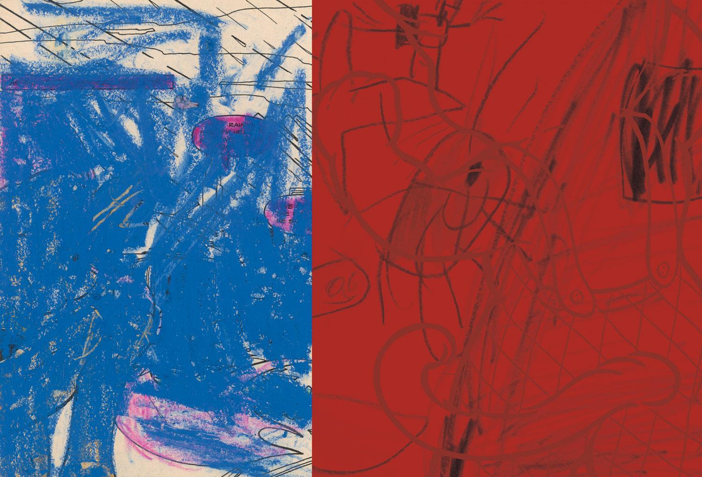 "Crying Girl , 2004, 40 3/4 x 60 7/8"", digital print, plexiglass and frame."