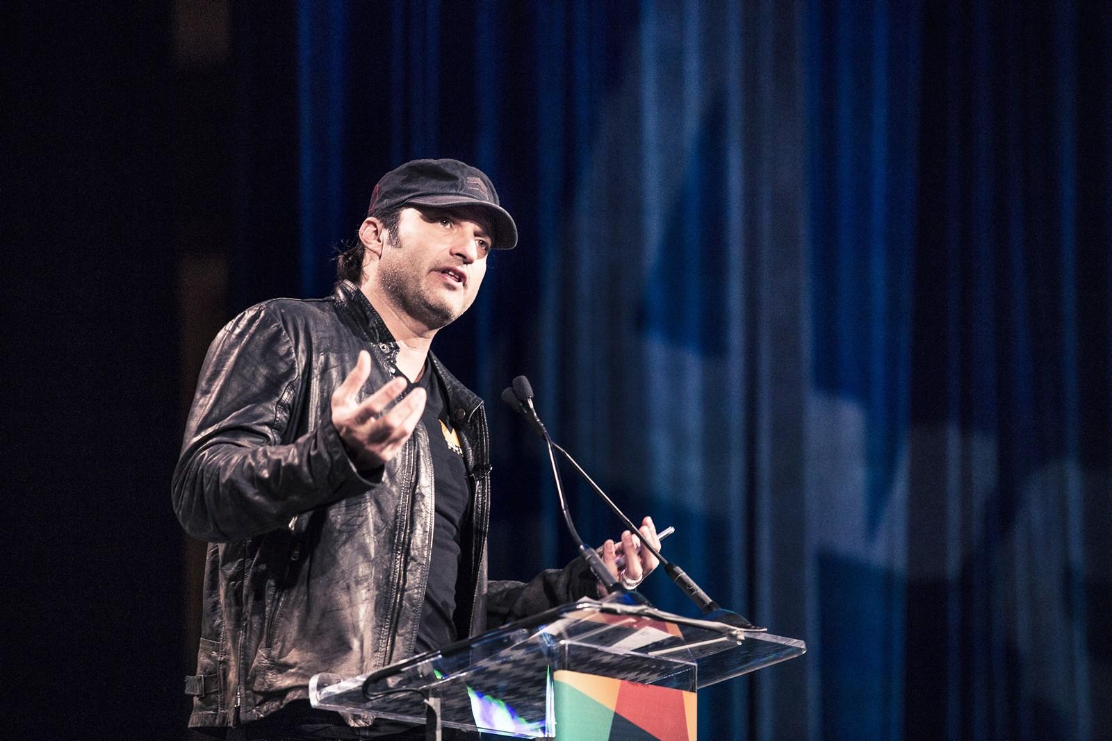Filmmaker Robert Rodriguez Has Some Encouraging Advice for Creative People