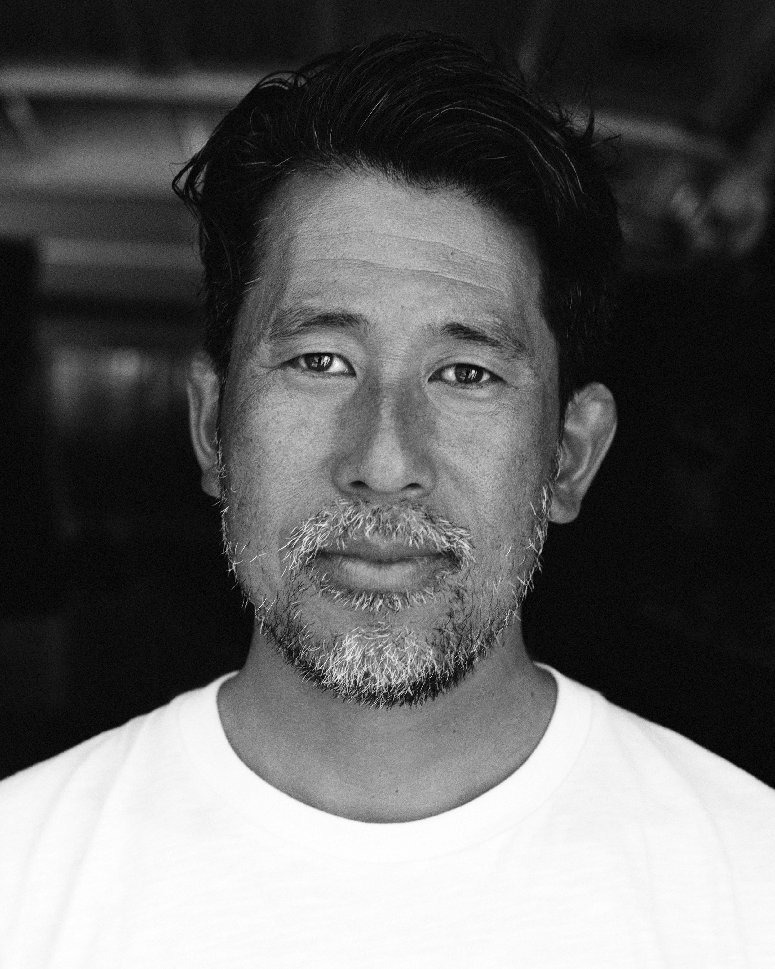 Tatsuo Takei - Photographer. Malibu.