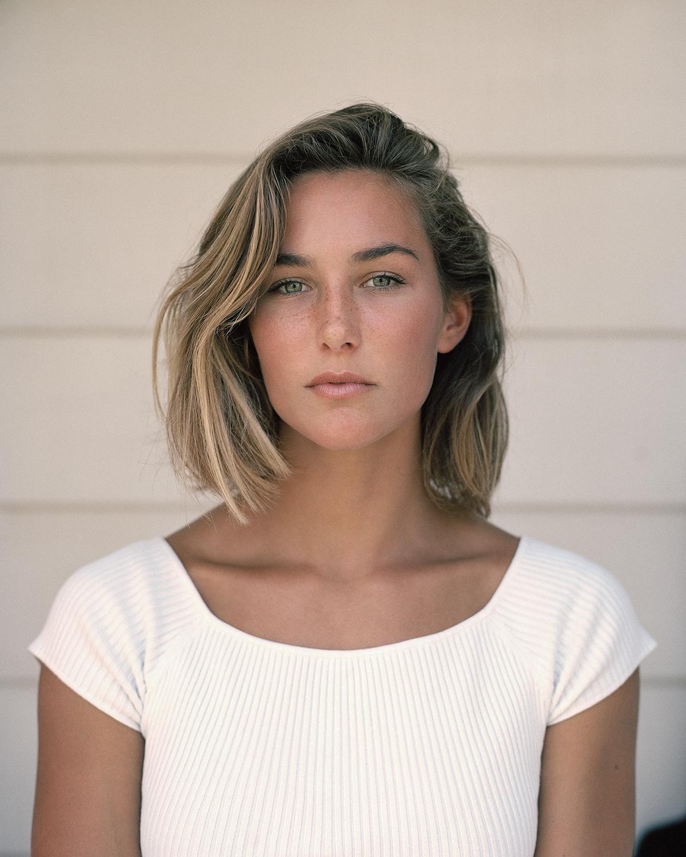 Maddie Peterson - Surfer. Wildwood Crest.