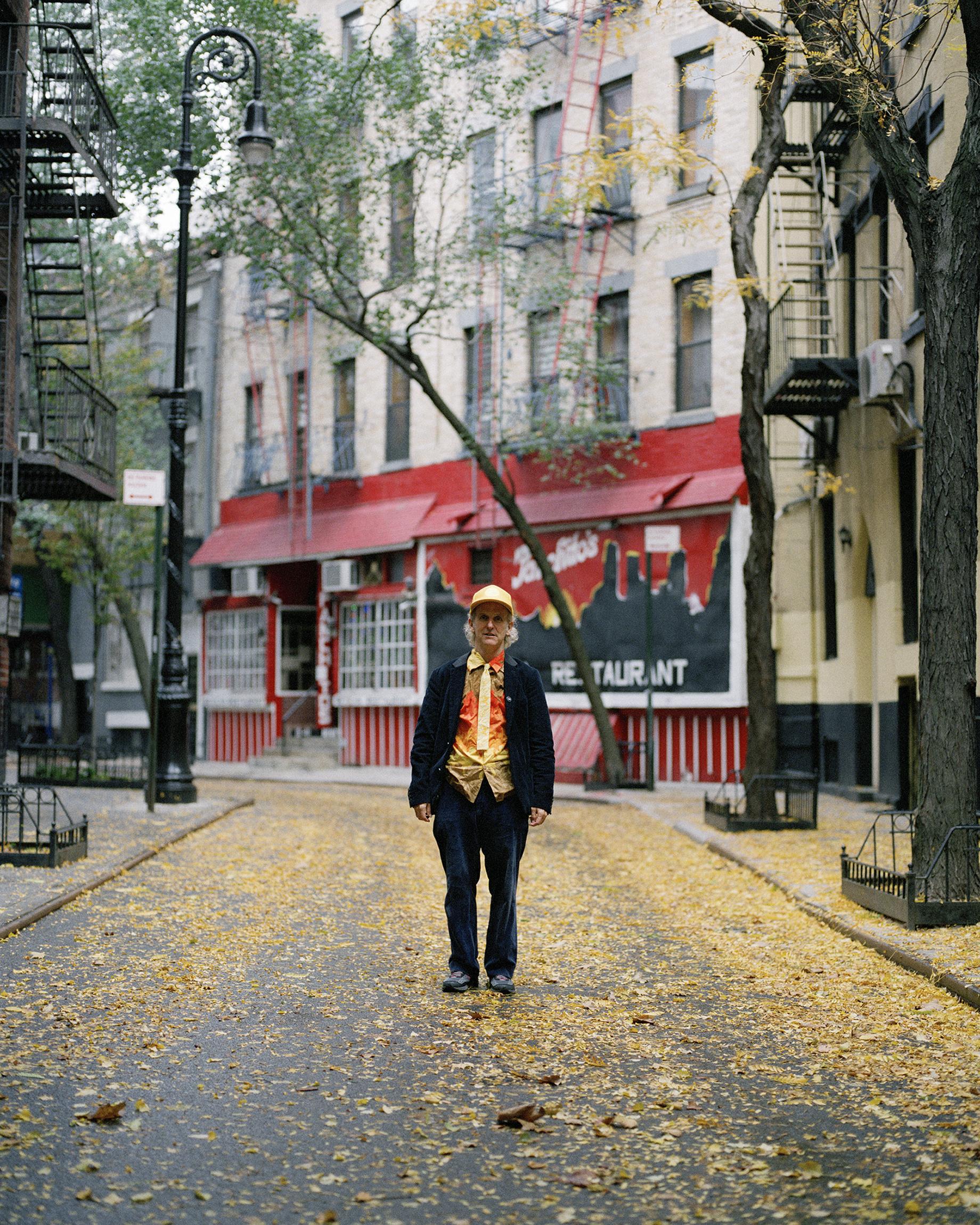 Steve White - Artist. New York.