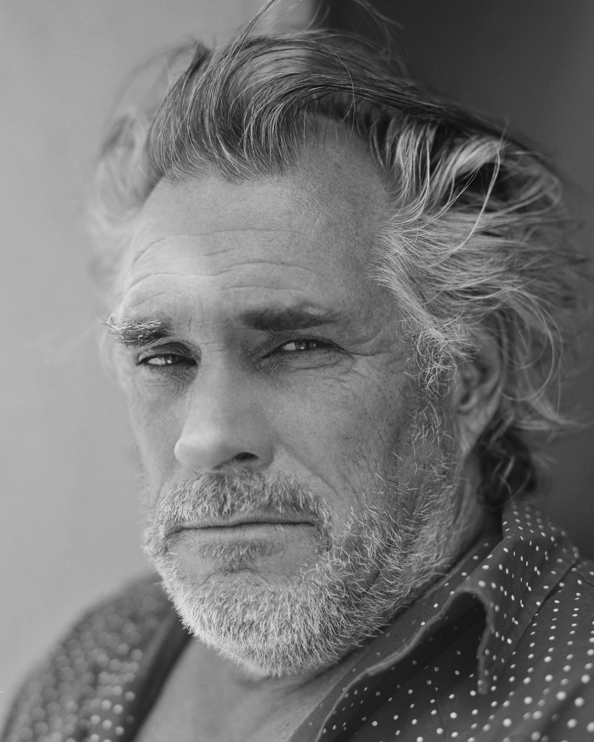 Steve Olson - Skateboard Legend & Pioneer. Los Angeles.
