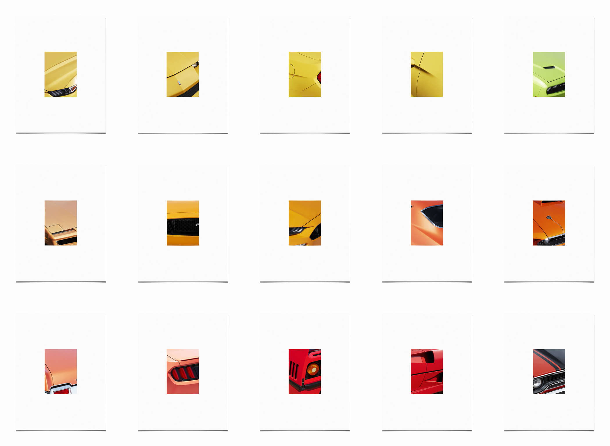 """15 Archival inkjet prints - Edition of 5.  8.5""""x11"""" - Hahnemühle - Fine Art Baryta    Inquire about pricing"""