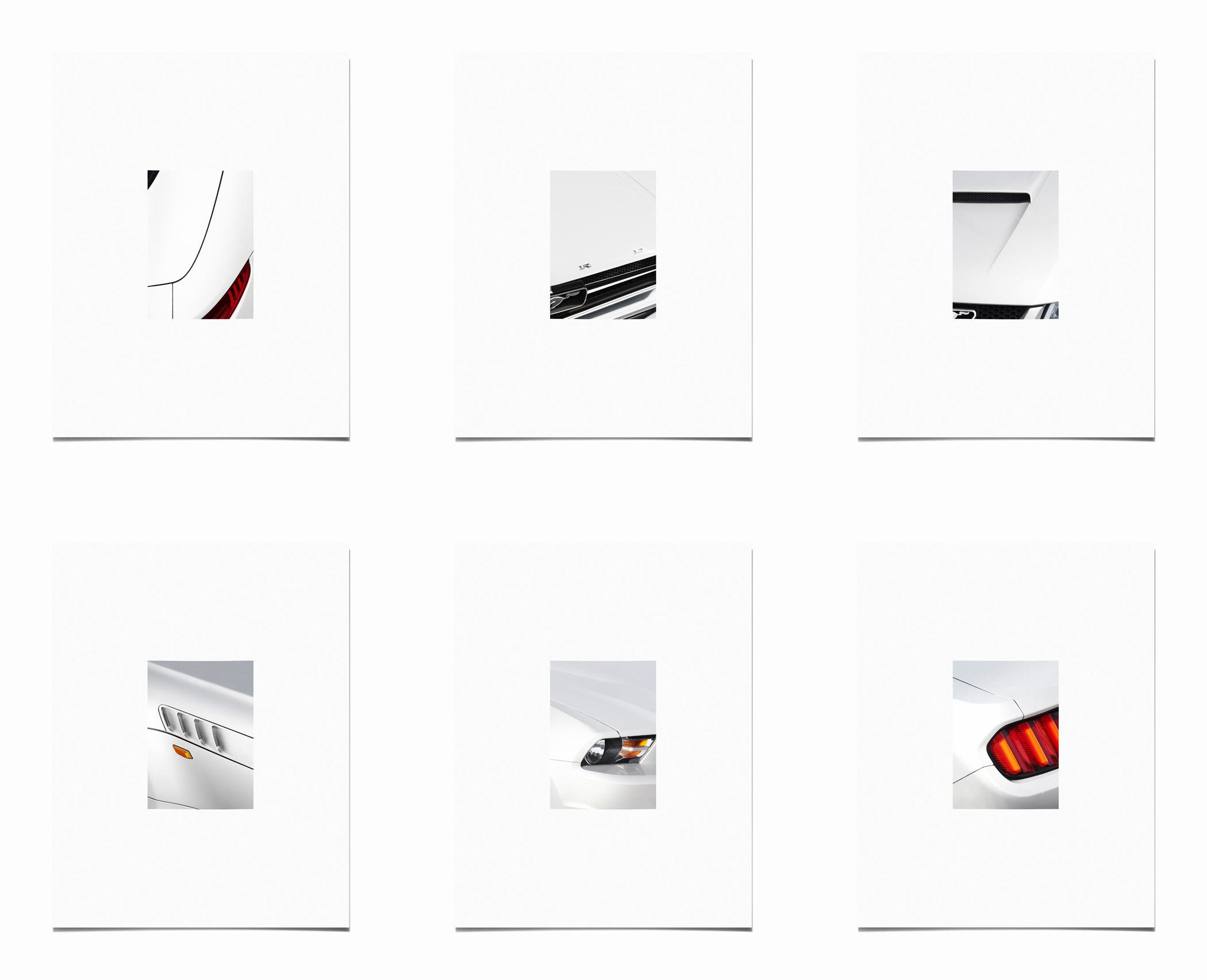 """6 Archival inkjet prints - Edition of 5.  8.5""""x11"""" - Hahnemühle - Fine Art Baryta    Inquire about pricing"""