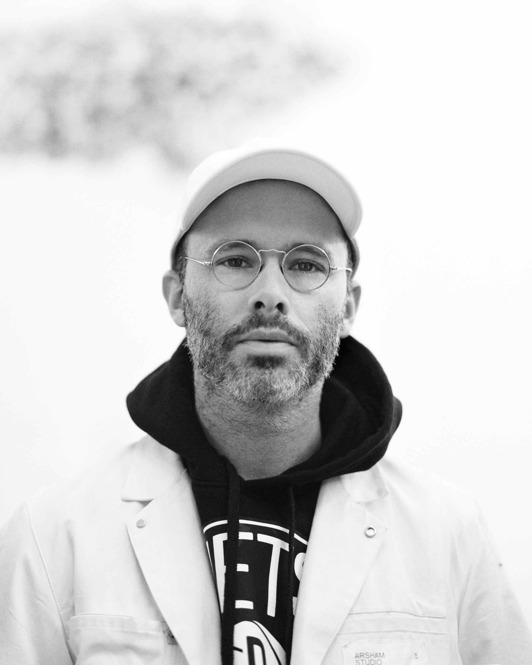 Daniel Arsham - Artist. New York.