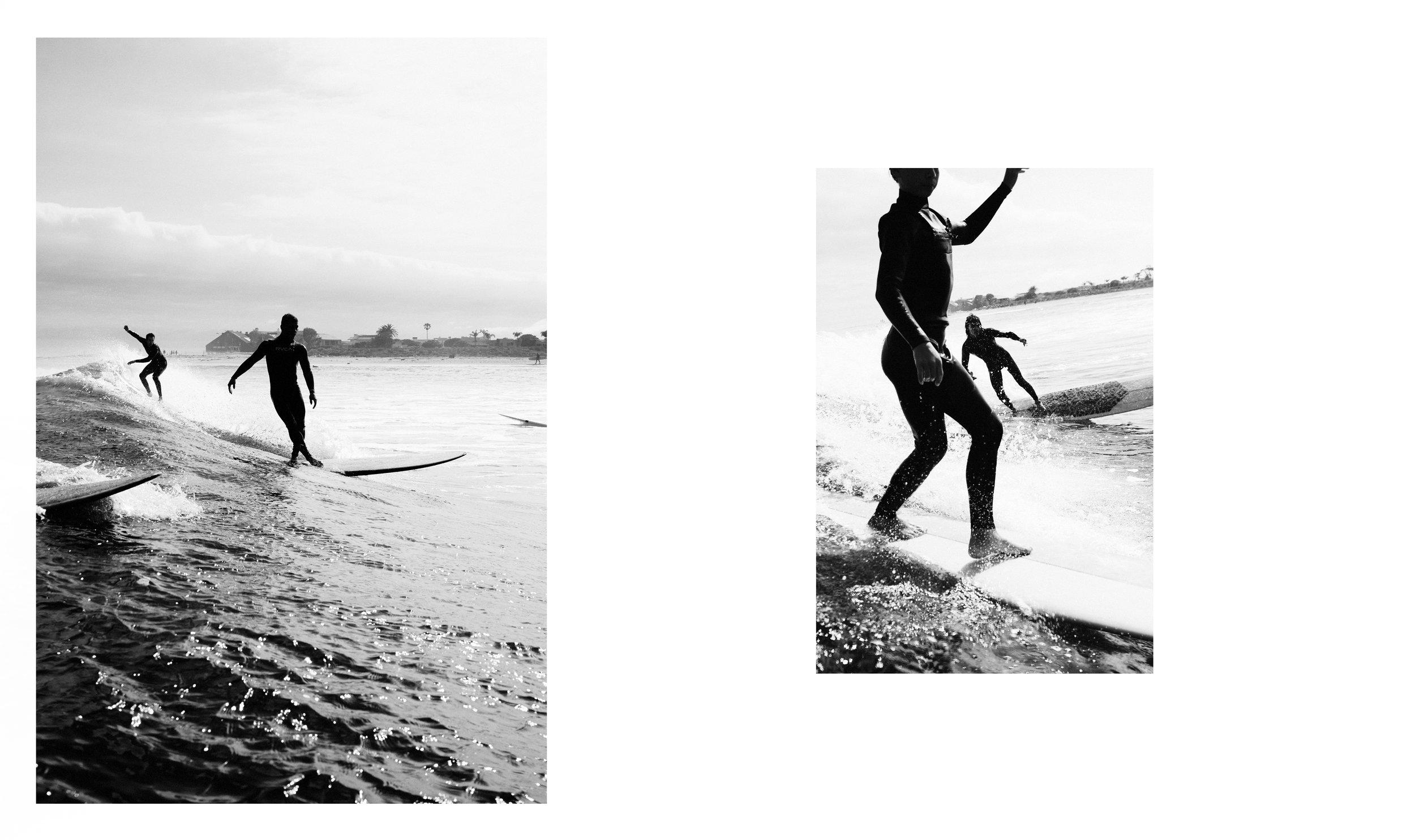 Nathan Strom / Tosh Tudor - Malibu, CA.