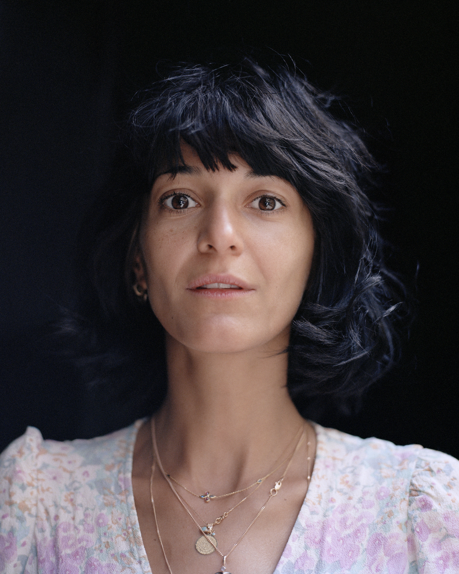 Nina Koltchitskaia - Artist. Paris.