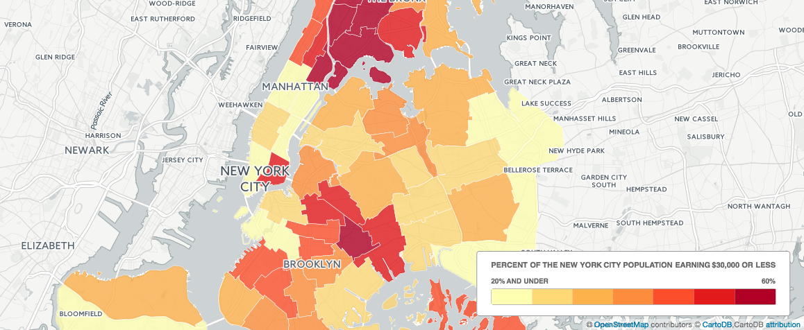 Who's Left Out of New York City's Mandatory Inclusionary ... on