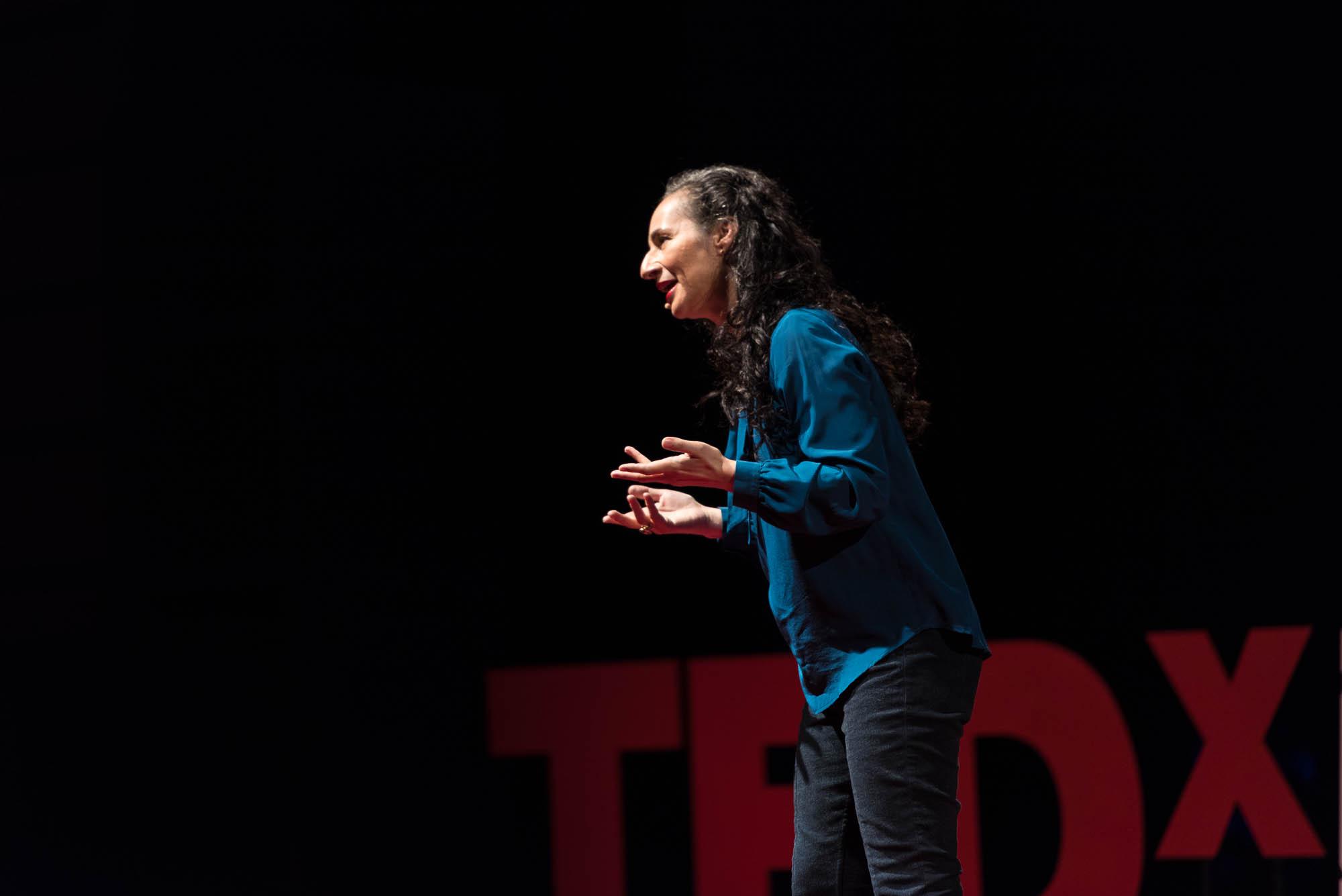 Ysanne Spevack TedxTalk