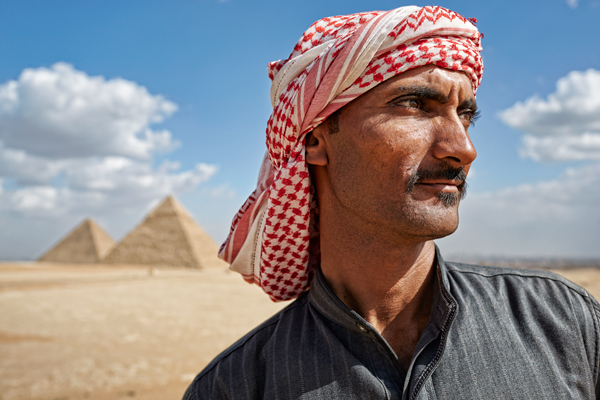 Sewelm_Camel Guide_Great Pyramids_Giza, Egypt_RTBP_Photograph By David Zickl_602.751.6333.jpg
