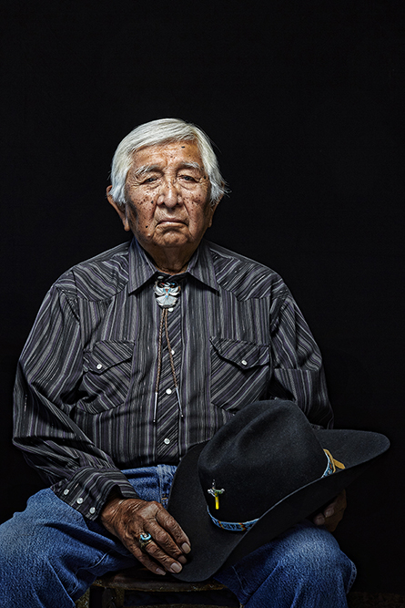 Blog WMAT Retired Chairman_Ronnie Lupe_White Mountain Apache Reservation, AZ_PHOTOGRAPH BY DAVID ZICKL_602.751.6333_P32A6196.jpg