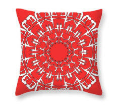 red yoga pillow.jpg