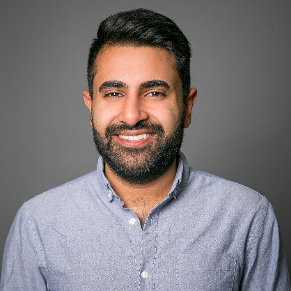 Hassan Ladhubhai - Logistics & OperationsCo-Chair