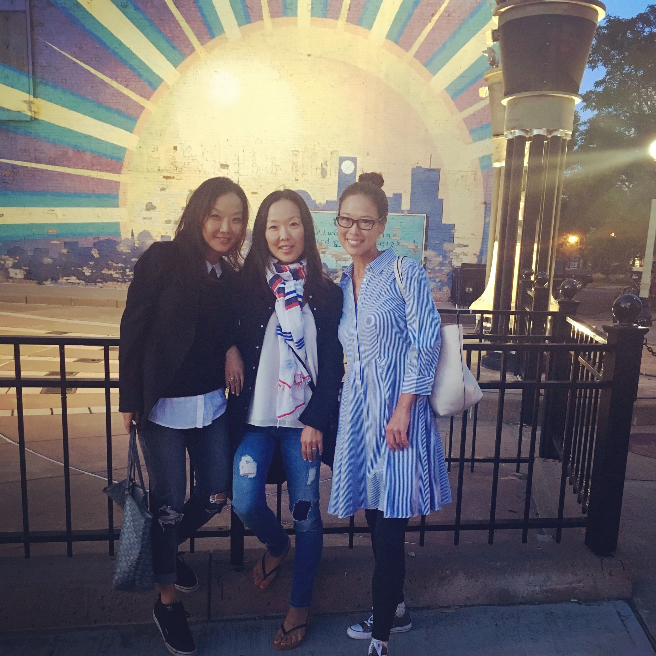 Ahn Trio is in upstate NY, in Utica, to play a concert tmrw, Sep. 17th at 7:30pm at Hamilton College in Clinton, NY! Look foward to a preview of their upcoming album recording! Come and have a great time with Ahn Trio at the Wellin Hall @Hamilton College tmrw night!