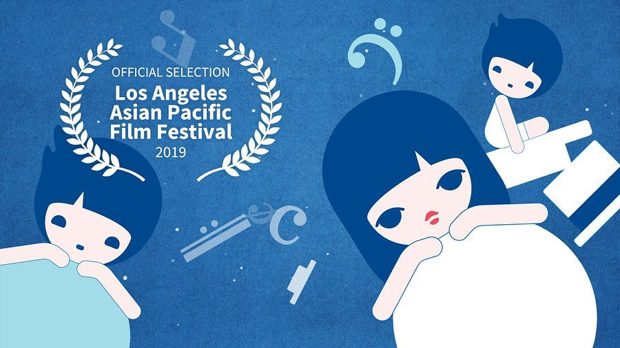 Congratulations  Sun Yeo Art  !  Ahn Trio  and  Sun Yeo Art  collabo project selected for short films for #laapff2019 LA Asian Pacific Film Festival! It will be screening as Itsy Bitsy Shorts! Music is Ahn Trio's  #TwinkleTwinkleLittleStar  by D.D. Jackson from  #Blue  album  #ahntrioAlbum  Thank you #LAAsianPacificFilmFestival Screening May 5th. Here is the full program of the event  https://festival.vcmedia.org/2019/  Thank you @sunyeoart