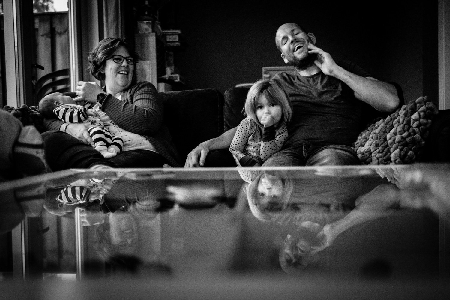 Day in the life / Familieverhaal gezinsfotografie