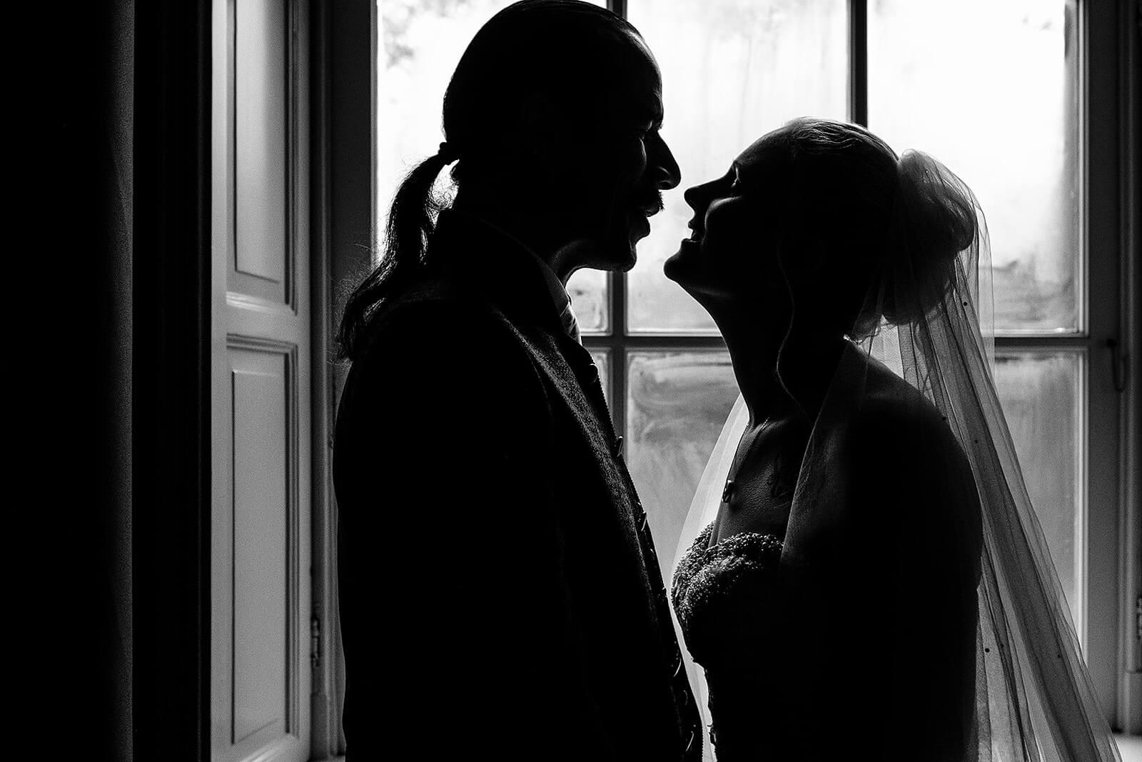 Bruidsfoto's in het Tongerlohuys in Roosendaal