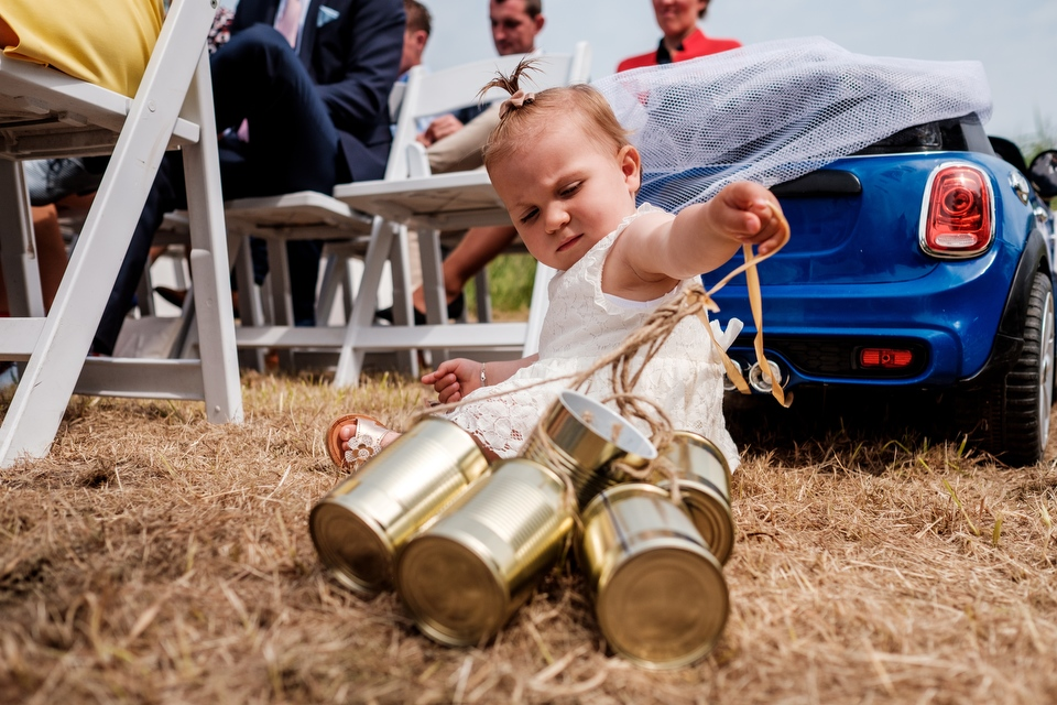 Ringendrager | Zeeuwse bruiloft bij Slot Moermond in Renesse