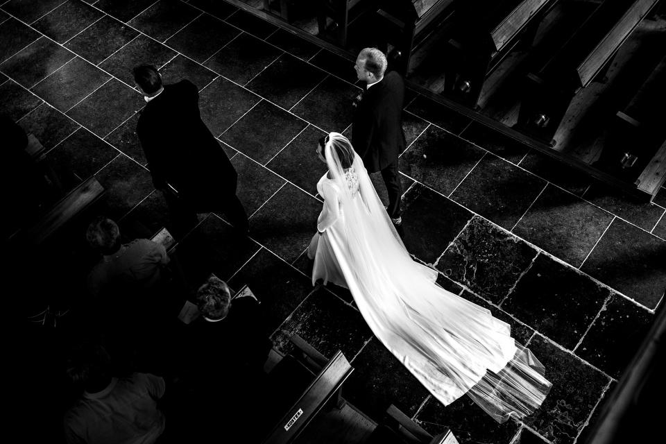 Trouwen in de kerk | Zeeuwse bruiloft bij Slot Moermond in Renesse