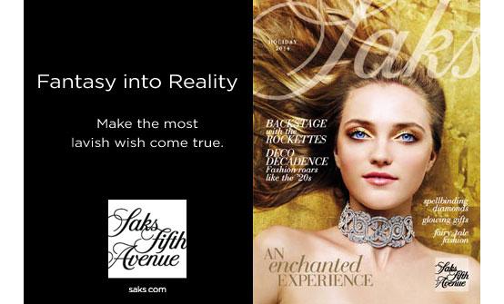 Fifth Avenue Catalog >> Cecily Rus Saks Fifth Avenue