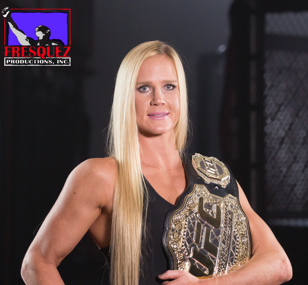 Bardacke Allison represents holly holm and Fresquez Productions,   agent for UFC champion Holly Holm, in all sports and entertainment matters.
