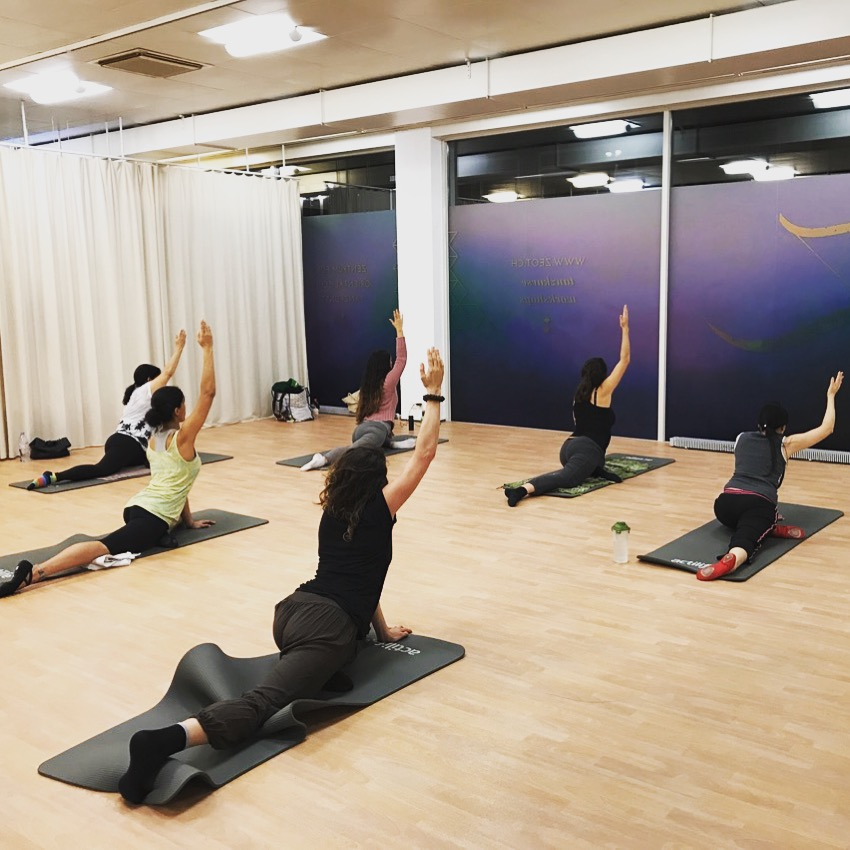 stretching class zürich