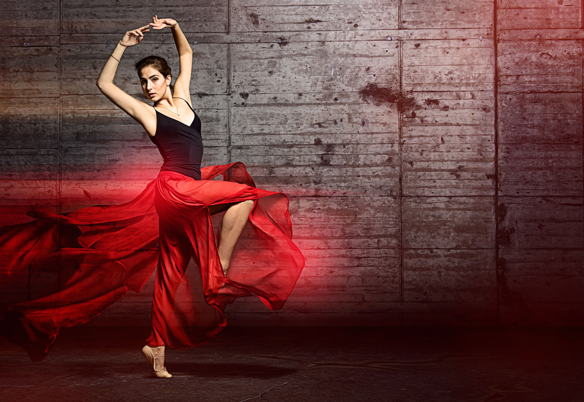 dance as a tool for assertiveness