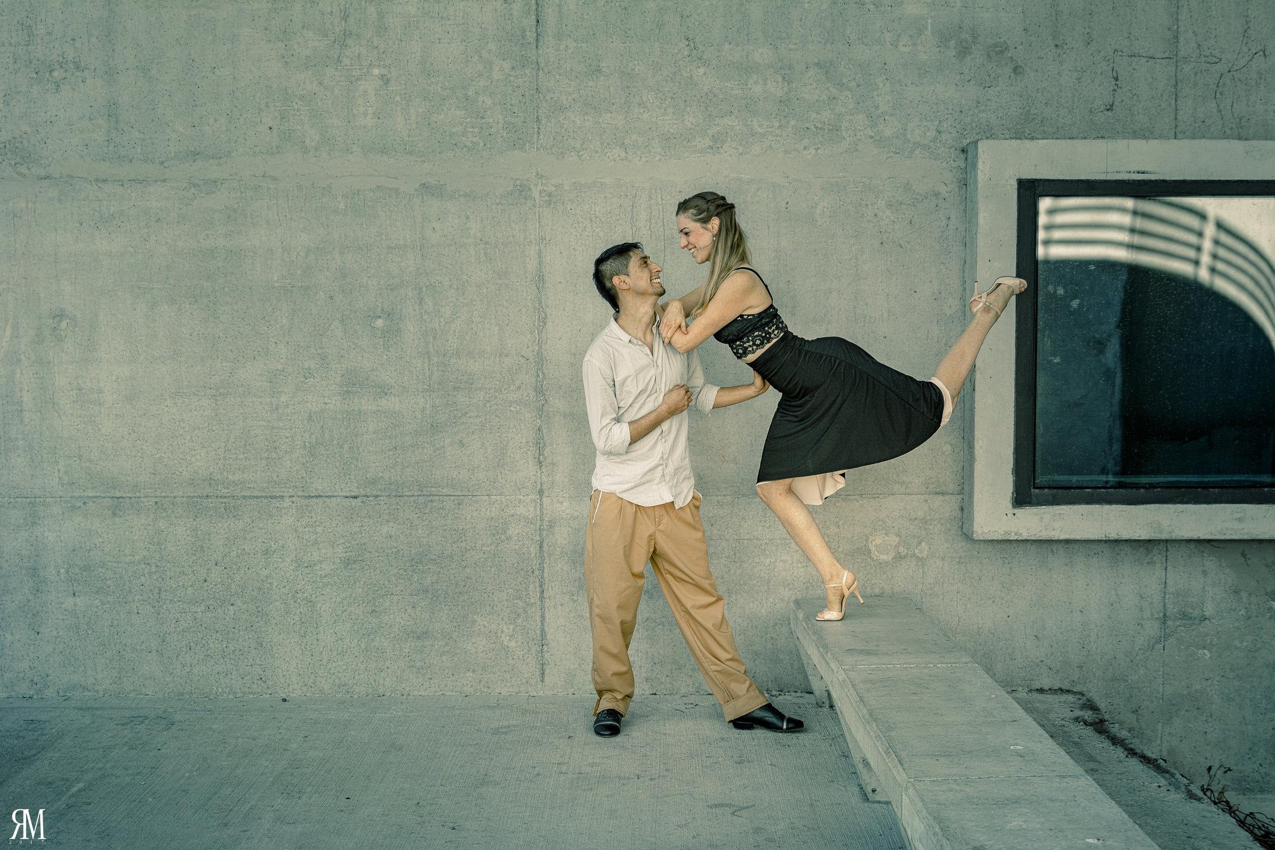 Schöne beine im tanz Zürich