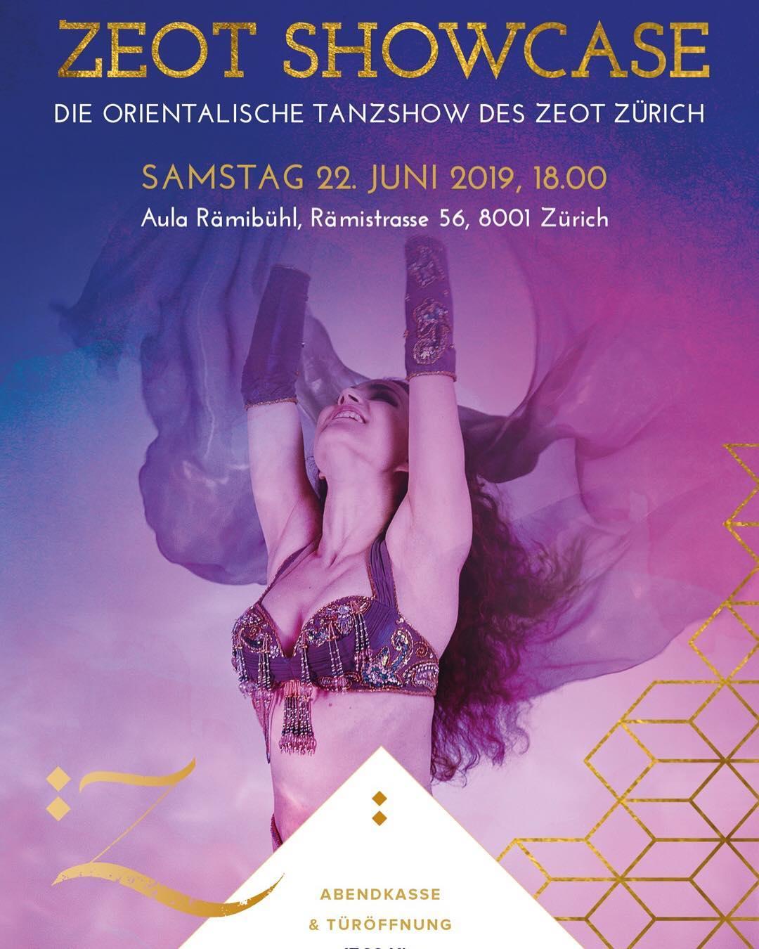 bellydance show Zürich