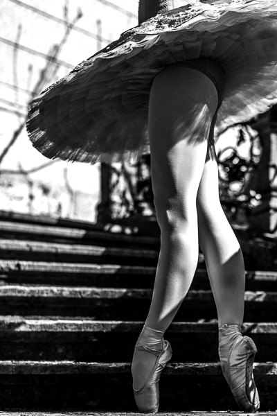 ballet dancer Zürich