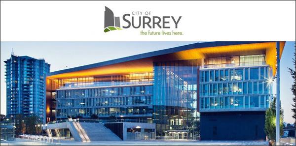 NORTH SURREY UTILITY IMPROVEMENTS -   Surrey, BC  City of Surrey storm, sanitary and water main improvements