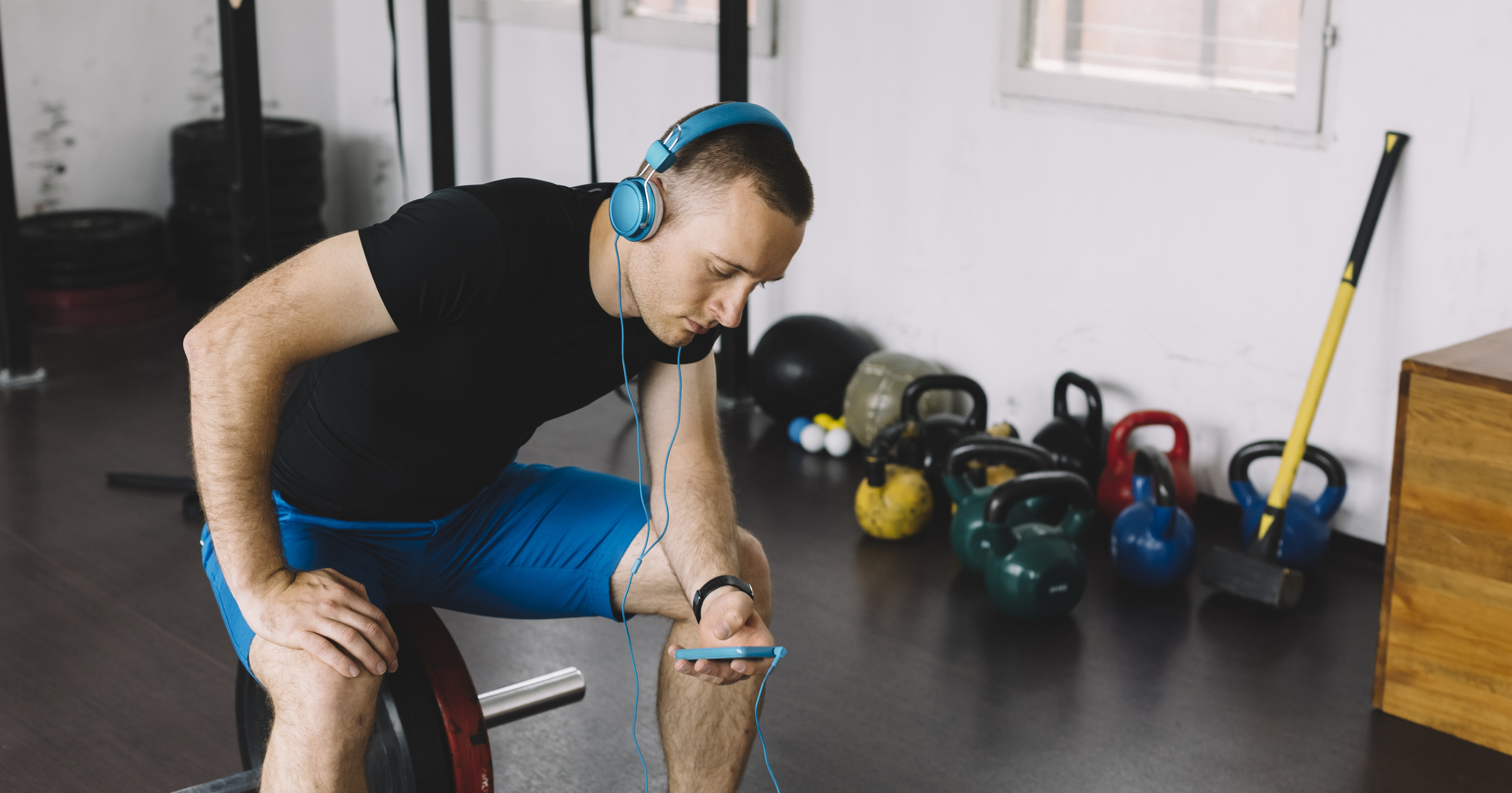 Online Training - Customizable and scalable workouts delivered right to your inbox.