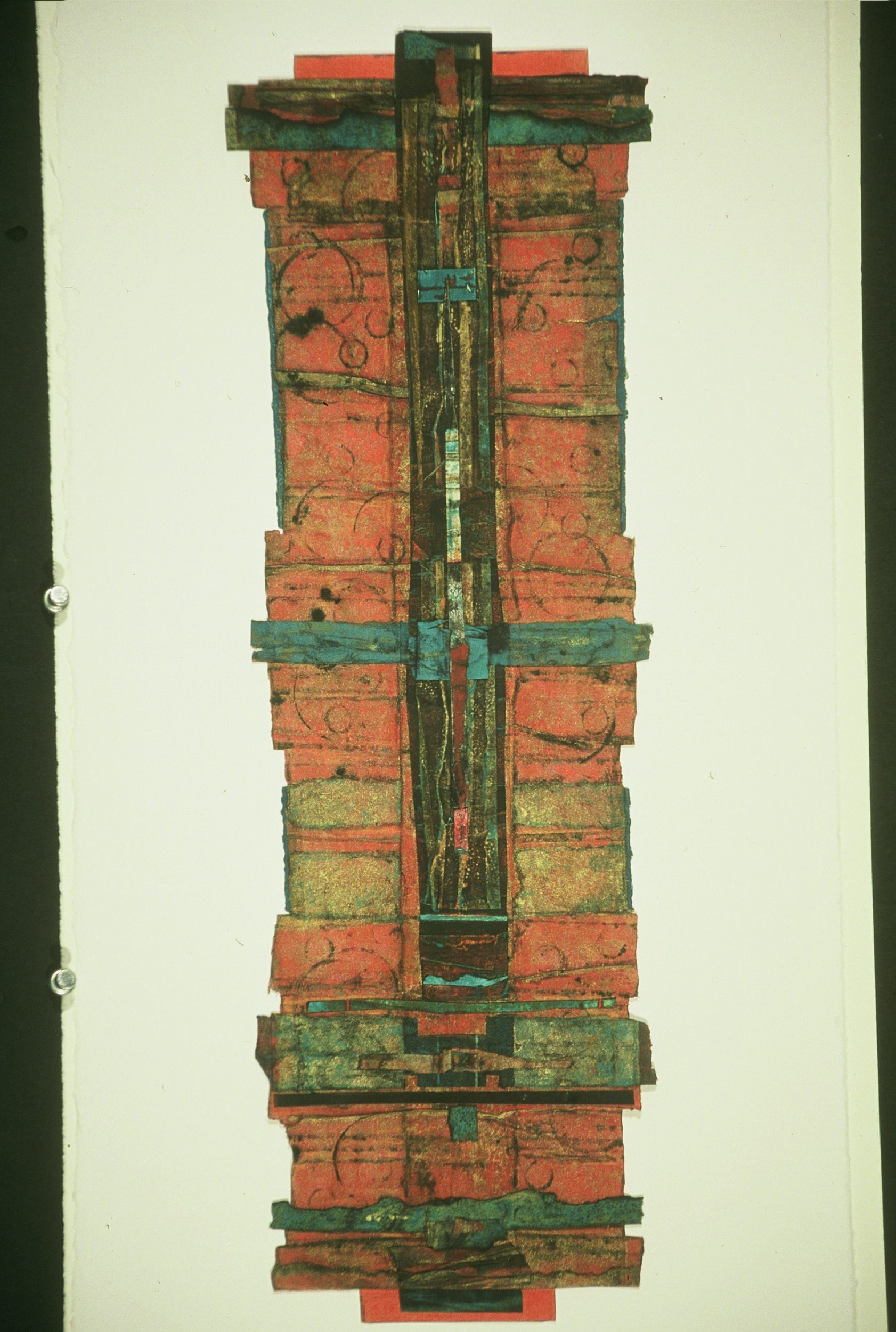 Tsung Column-Shang Dynasty