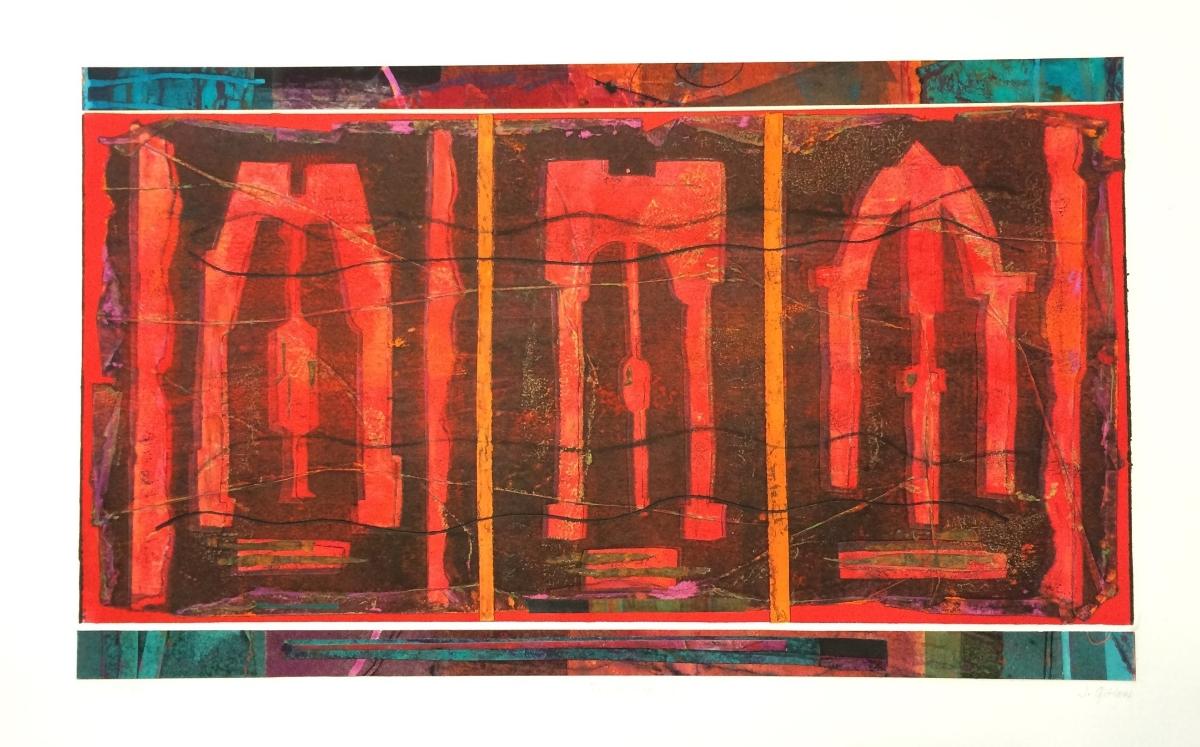 Temple Gates II