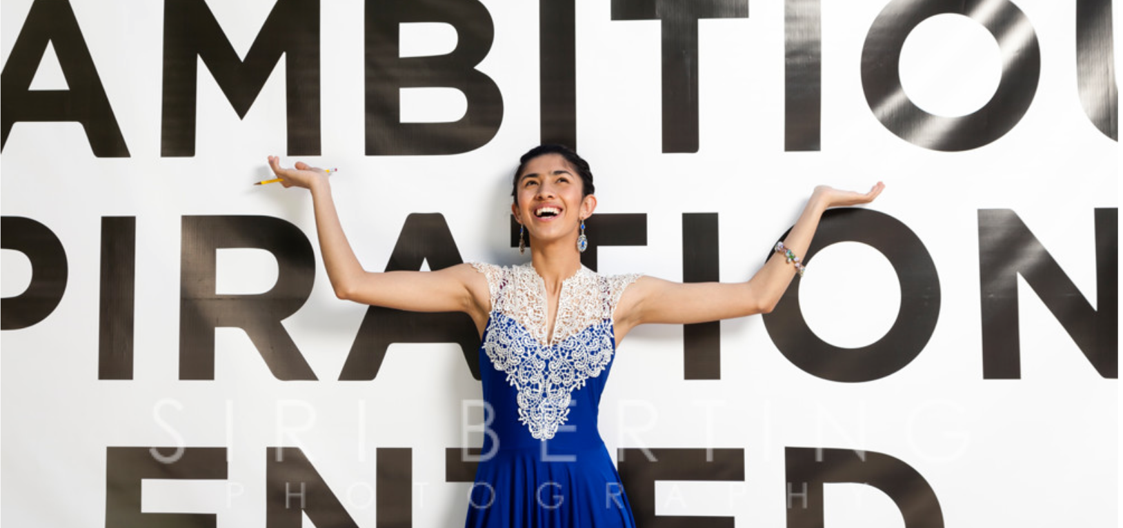 """Jaspreet during a photoshoot with Ventura Blvd Magazine to be featured as one of their""""Top Ten Teens to Watch"""""""