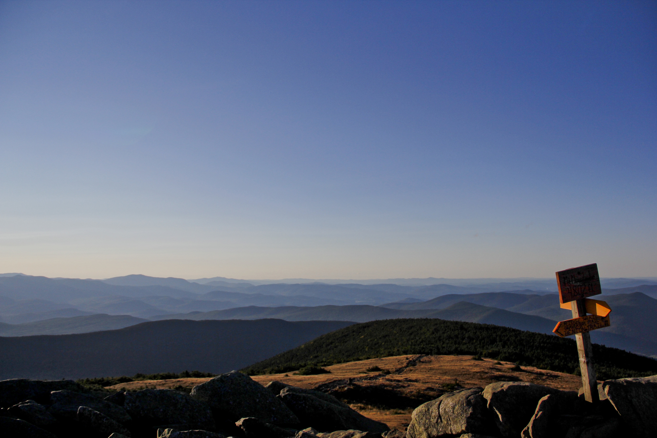 Welcome to the White Mountains, New Hampshire!
