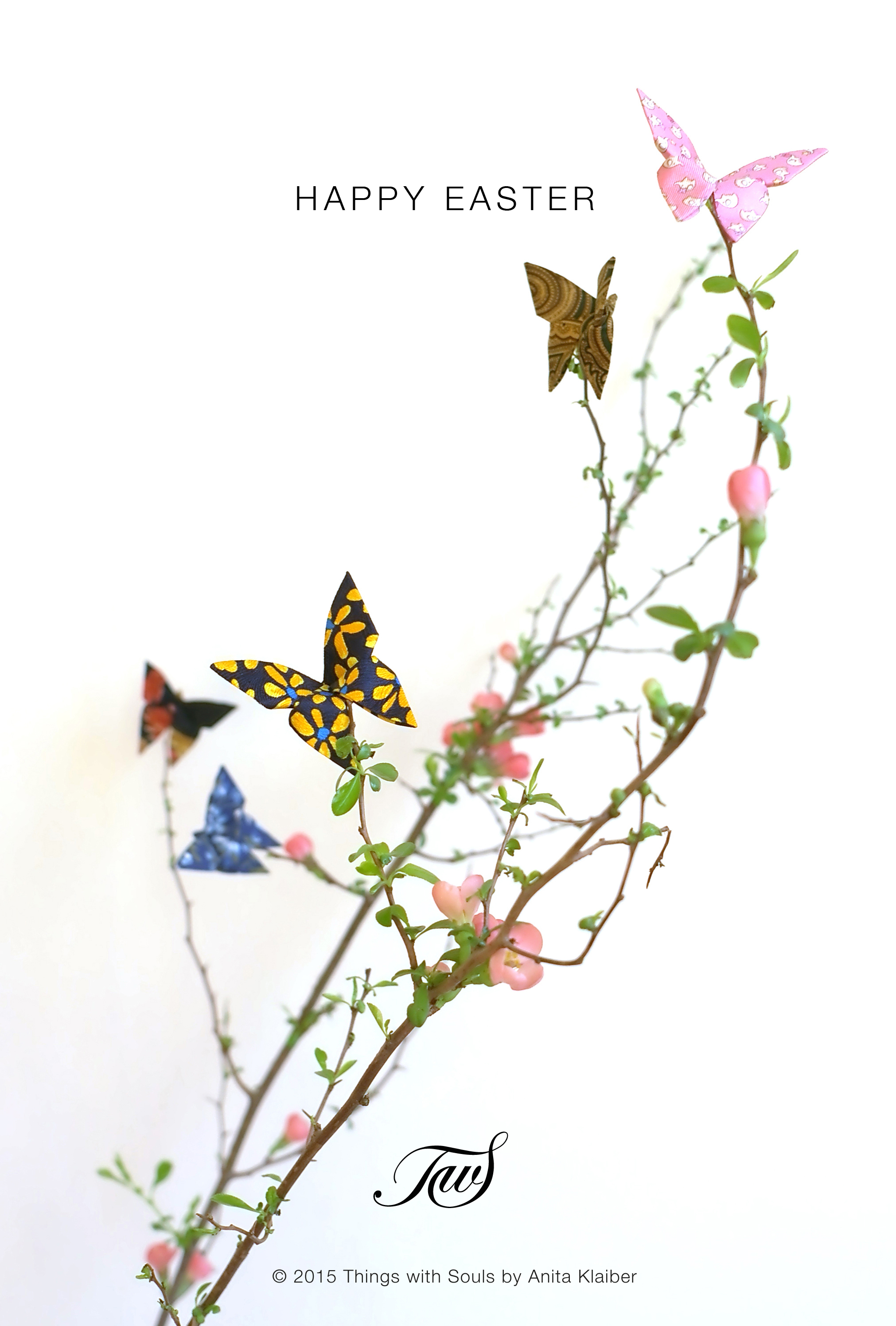 An Ode to spring. They become alive to fly out and meet the flowers