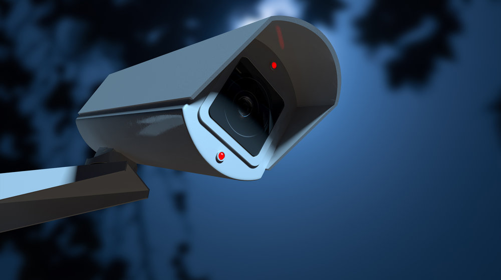 cctv-camera-dark - Petty Theft - Crimes on Camera |The Law Offices of Bryan R. Kazarian - Los Angeles County Criminal Defense Attorneys - property, juvenile, petty theft, DUI, misdemeanor, and felony Criminal Law