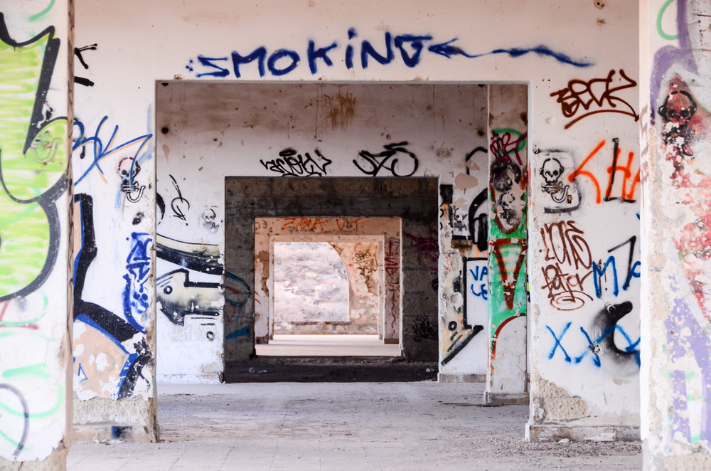 Building - Criminal Vandalism - Crimes of Breaking Stuff |The Law Offices of Bryan R. Kazarian - Los Angeles County Criminal Defense Attorneys - property, juvenile, petty theft, DUI, misdemeanor, and felony Criminal Law