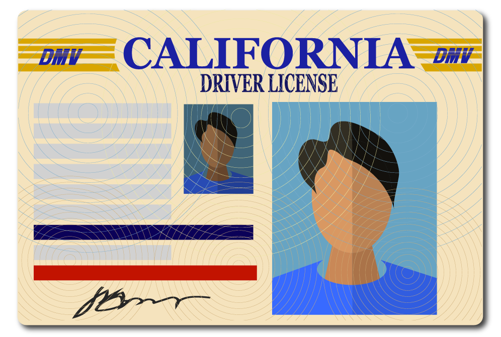 California Driver License - Charged With Driving While Suspended/Revoked in California  The Law Offices of Bryan R. Kazarian - Los Angeles County Criminal Defense Attorneys - property, juvenile, petty theft, DUI, misdemeanor, and felony Criminal Law
