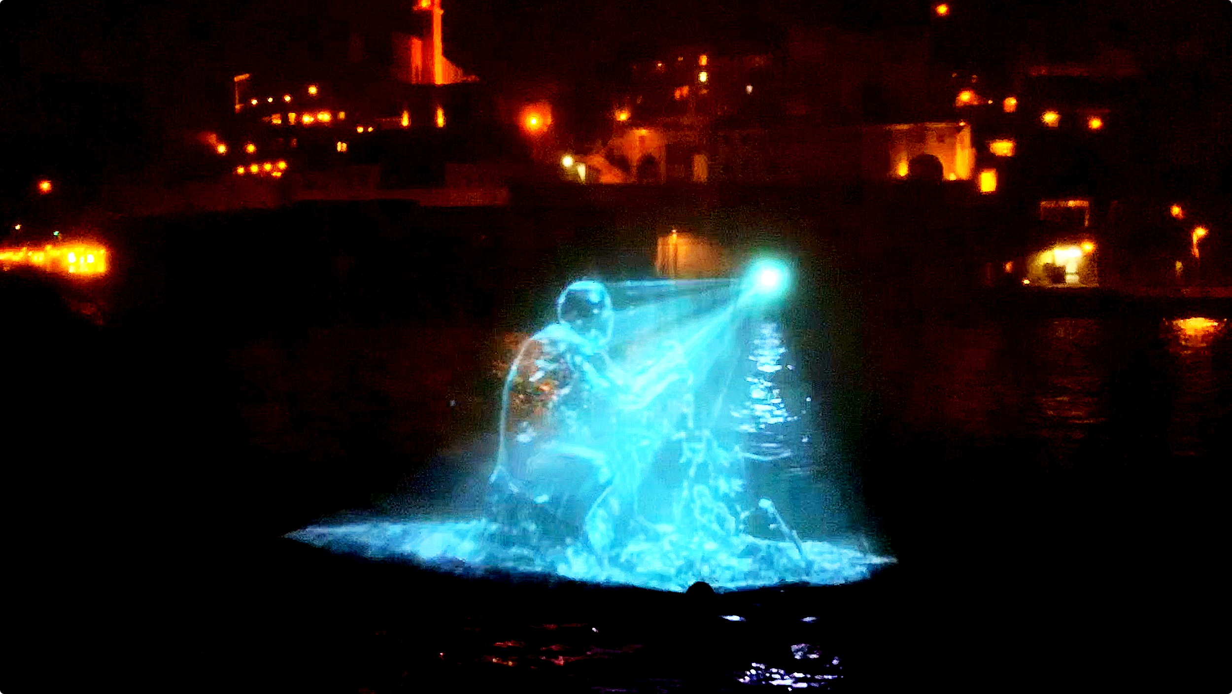 Water Dancer live performance at old Jaffa Port
