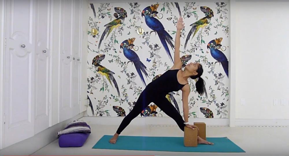 Love Child Yoga Prenatal Yoga Video