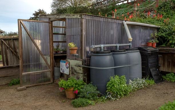 Rainwaterharvest -