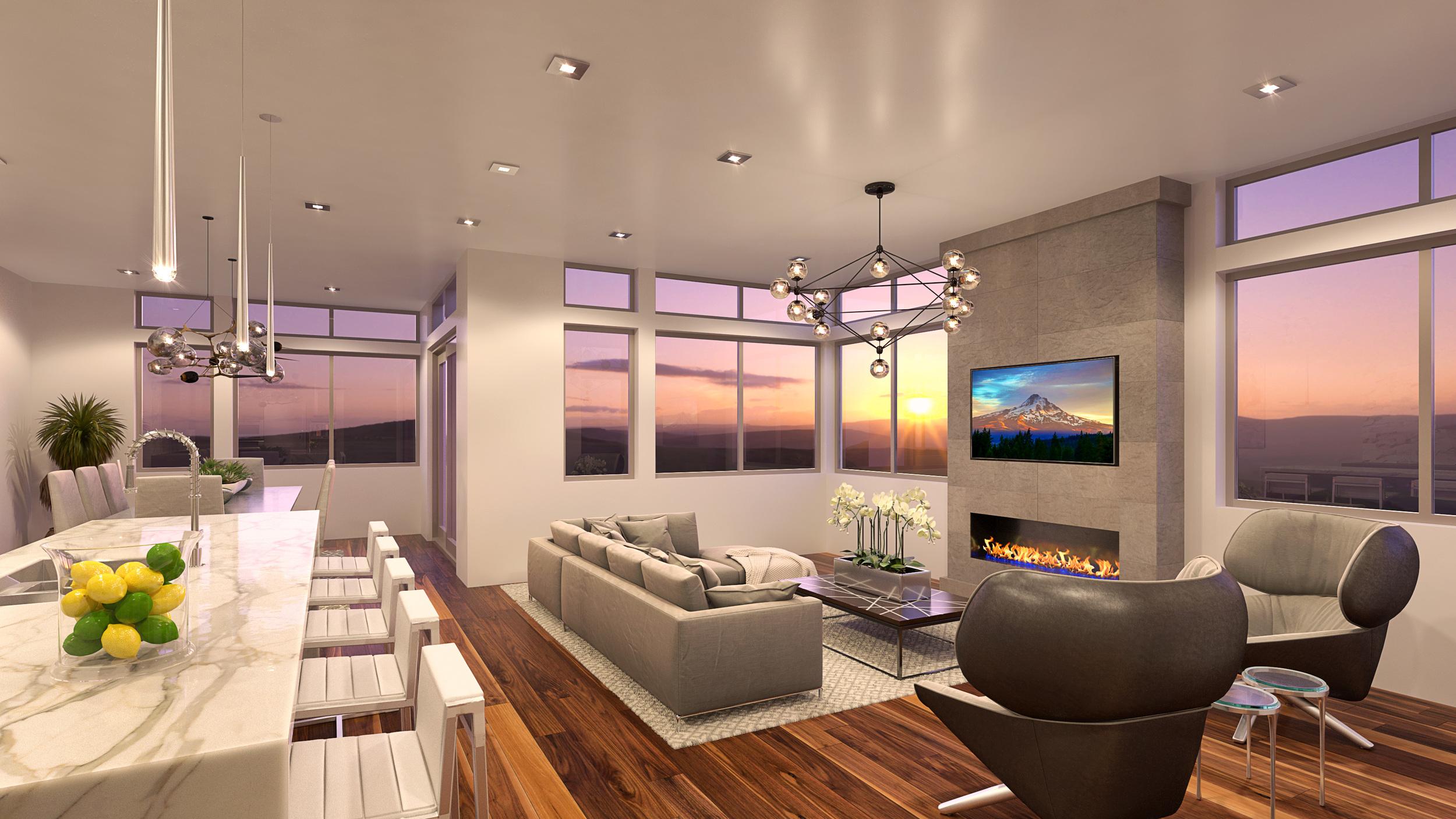 ZachColeDesign-Modern-Open-Concept-Living-Room-3dRendering1
